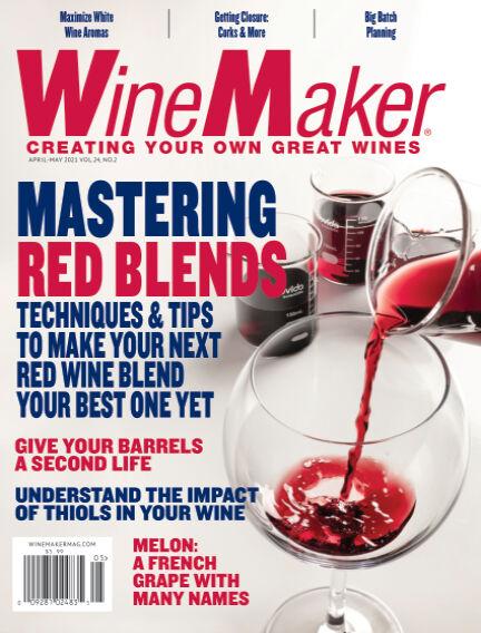 WineMaker March 10, 2021 00:00
