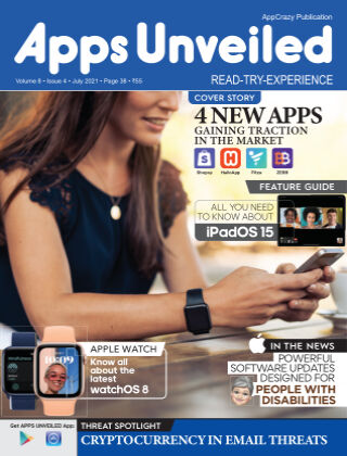 Apps Unveiled 2021-08-17