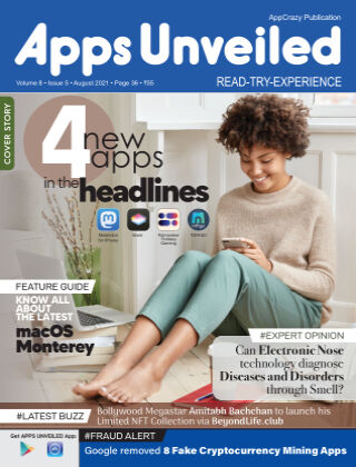 Apps Unveiled 2021-09-20