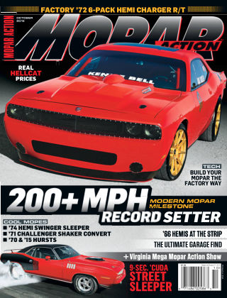 Mopar Action October 2015
