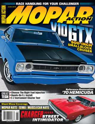 Mopar Action June 2015