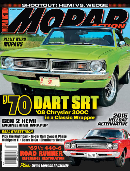 Mopar Action Subscription Best Offer With Readly