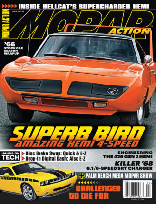 Mopar Action February 2015