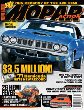 Mopar Action December 2014