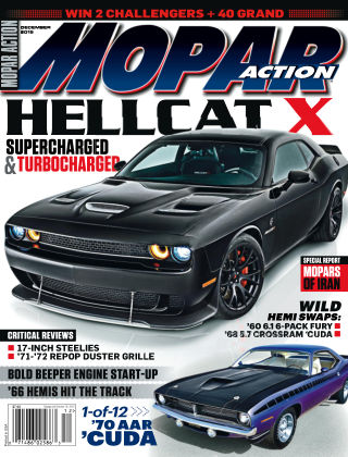 Mopar Action December 2015