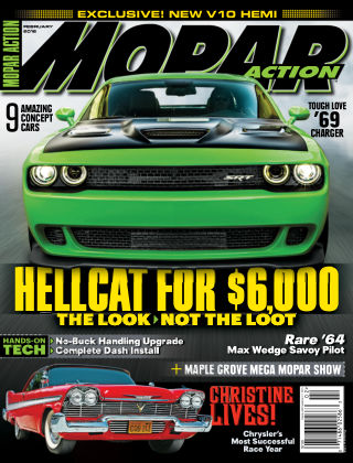 Mopar Action February 2016