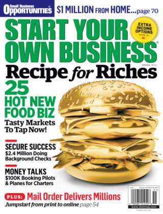 Start Your Own Business Spring 2015