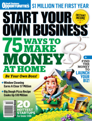 Start Your Own Business Winter 2014