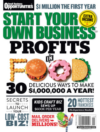Start Your Own Business Spring 2014