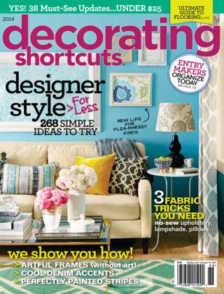 Harris Home & Garden Decorating Shortcuts