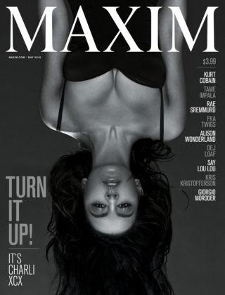 Maxim May 2015
