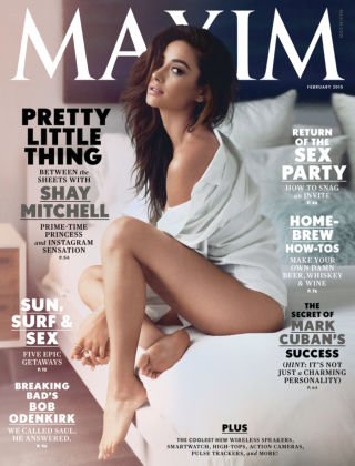 Maxim February 2015