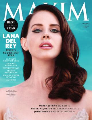 Maxim Dec / Jan 2015