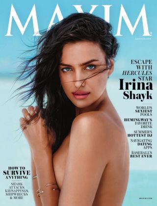 Maxim August 2014