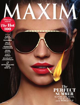 Maxim June 2014