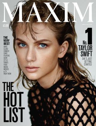 Maxim June / July 2015