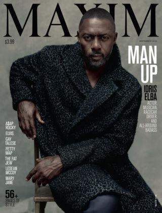 Maxim September 2015