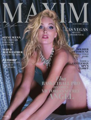 Maxim Feb 2016
