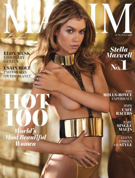 Maxim June 14, 2016 00:00
