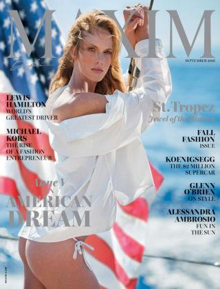 Maxim Sep 2016