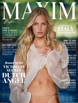 Maxim Oct 2016