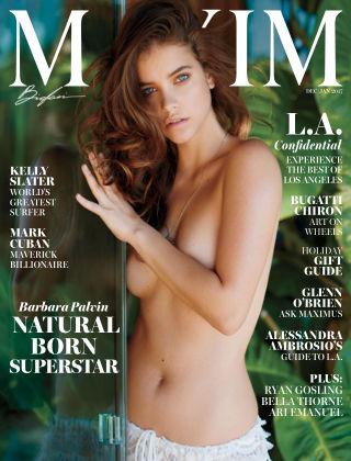 Maxim Dec-Jan 2017