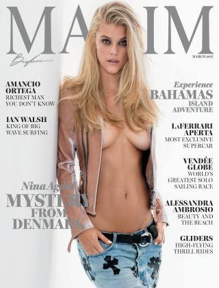 Maxim Mar 2017