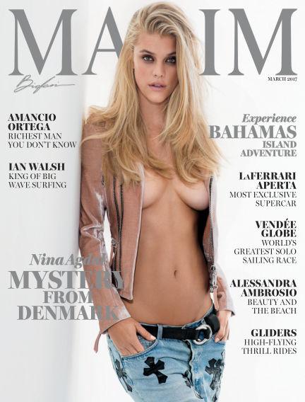 Maxim February 21, 2017 00:00