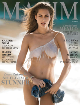 Maxim May 2017