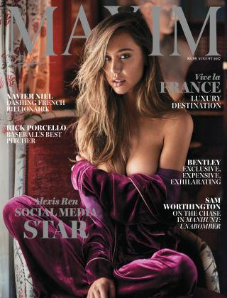 Maxim Aug 2017