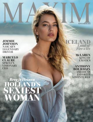 Maxim Sep 2017