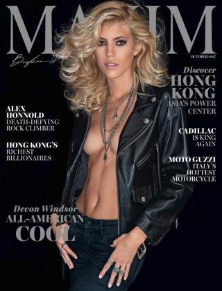 Maxim Oct 2017
