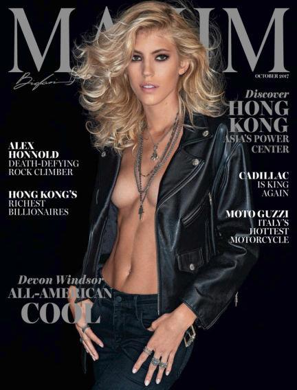 Maxim September 26, 2017 00:00
