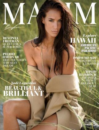 Maxim Nov 2017