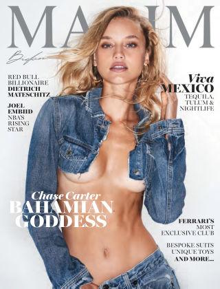 Maxim Nov-Dec 2018