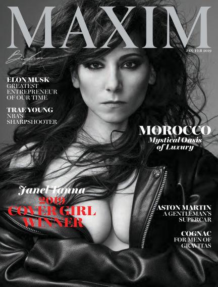 Maxim January 08, 2019 00:00