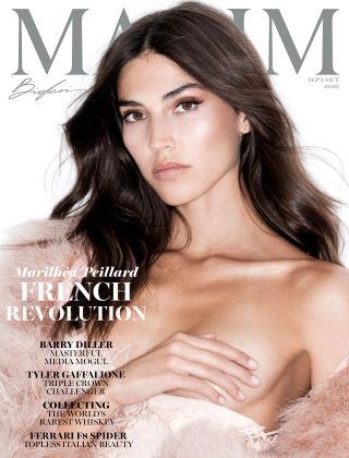 Maxim Sept Oct 2020