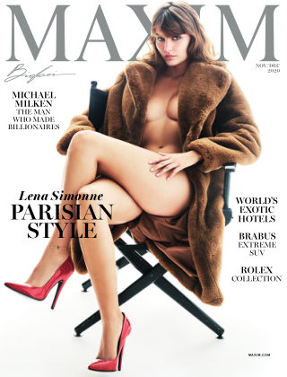 Maxim Nov Dec 2020
