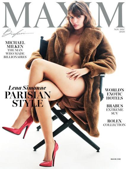 Maxim October 20, 2020 00:00
