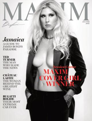 Maxim Jan/ Feb 2021
