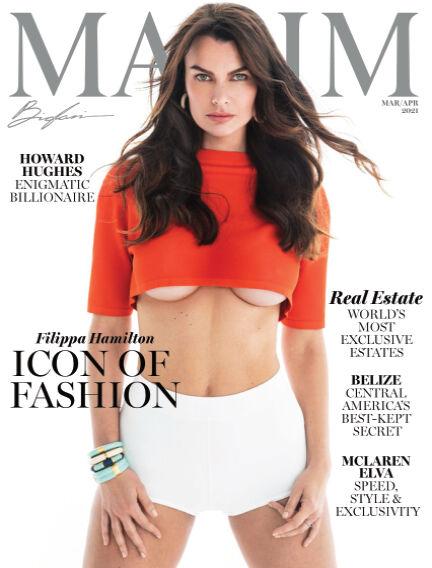 Read Maxim magazine on Readly - the ultimate magazine