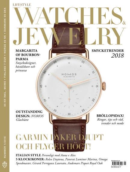 Lifestyle Watches & Jewelry