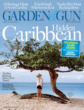 Garden & Gun February/March 2015