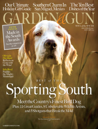 Garden & Gun Dec/Jan 2015