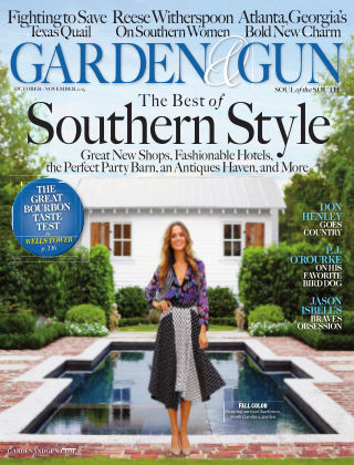Garden & Gun Oct/Nov 2015