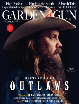 Garden & Gun April/May 2016