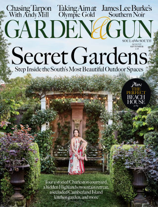 Garden & Gun Aug/Sept 2016