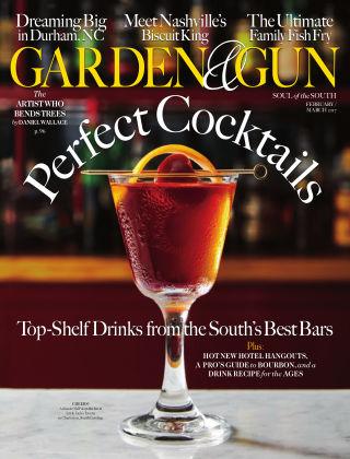 Garden & Gun February/March 2017