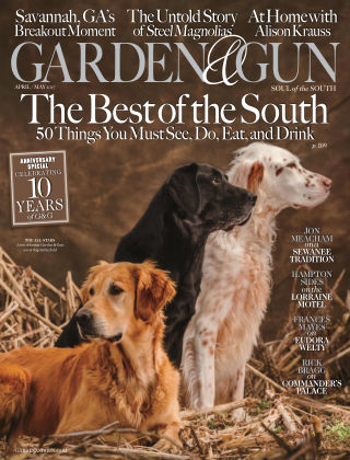 Garden & Gun Apr-May 2017