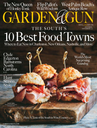 Garden & Gun Oct-Nov 2017